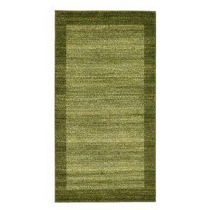 Door entry mat 3' x 5' - Green